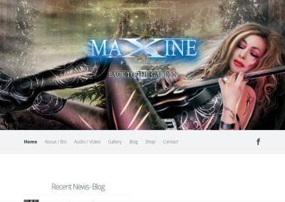Maxine Petrucci – WebDesign